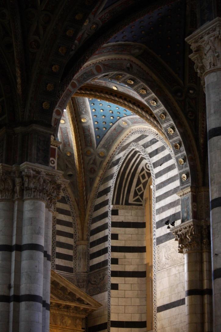Duomo di Siena, Siena, Italy: June 2017