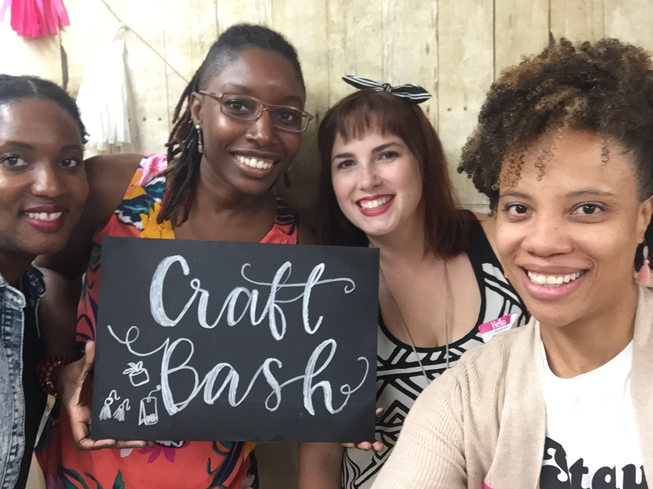 Craft Bash – a DIY party in Chicago
