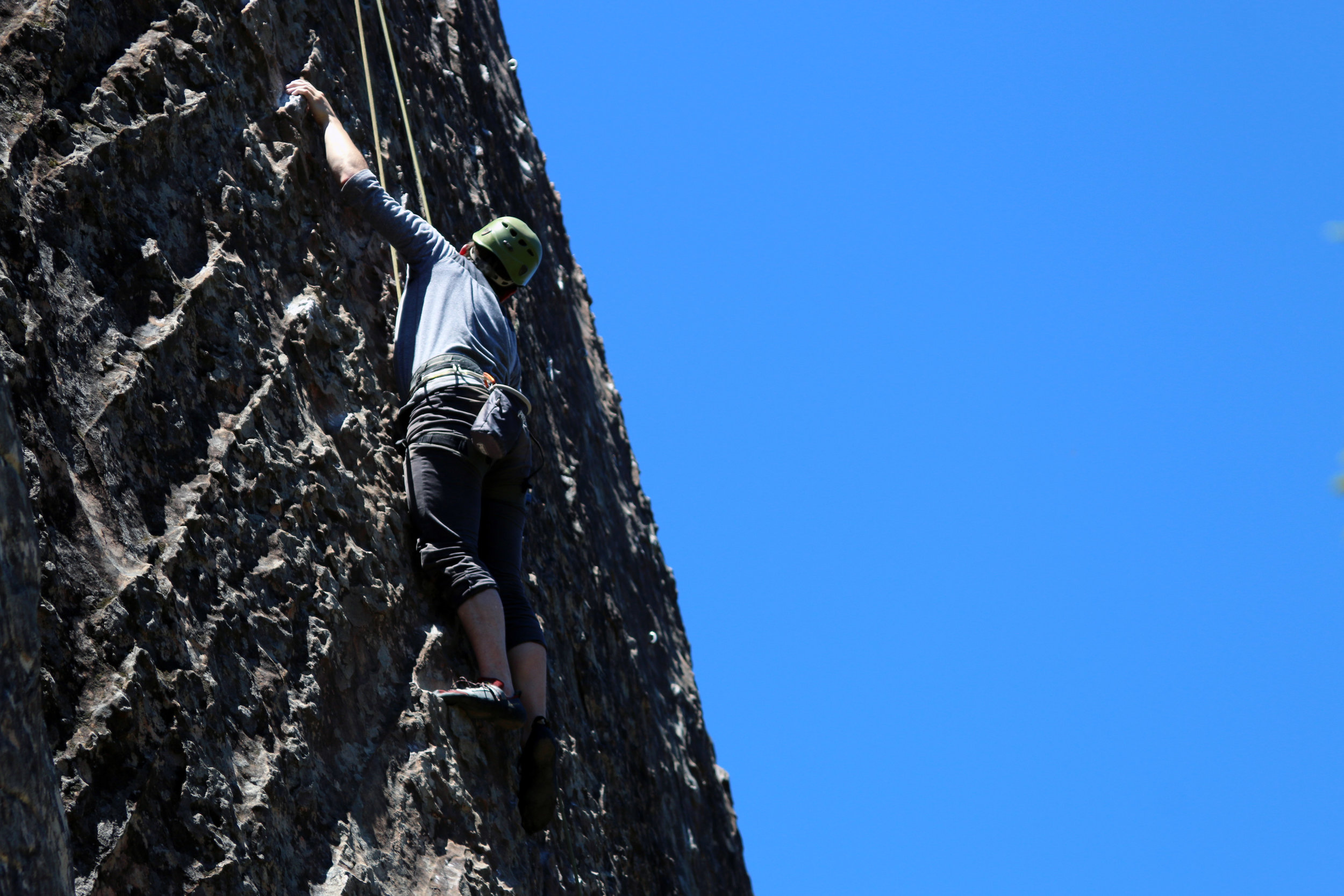 Rock Climbing - The surrounding mountains are home to plenty of cliffs and rocks to climb! Boys wanting to rock climb will have the chance to go off-site to practice their climbing skills. As they progress, campers can participate in more advanced climbs.