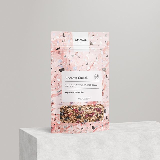 It's been a few since I posted on here! It has been my busiest couple of months so far, but I thought I'd slow down and share with you a project that I have been super passionate about. - Working with ethical brands that deliver quality products has always been my goal and this lovely granola brand is just that and more! ✨