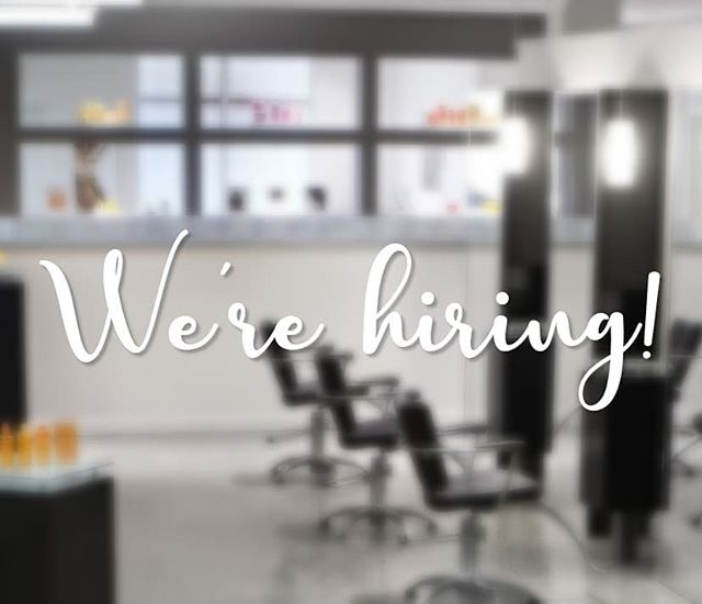 Carreiro Studio Salon is hiring hair stylists for our fast-paced Downtown and Broadmead locations! We are looking to add passionate, hard working, and customer-focused individuals to our growing team. Think you think you have what it takes to join our team? Let us know by emailing us your CV / resume to info@carreirostudiosalon.com (Broadmead) or info@carreirothestudio.com (Downtown)