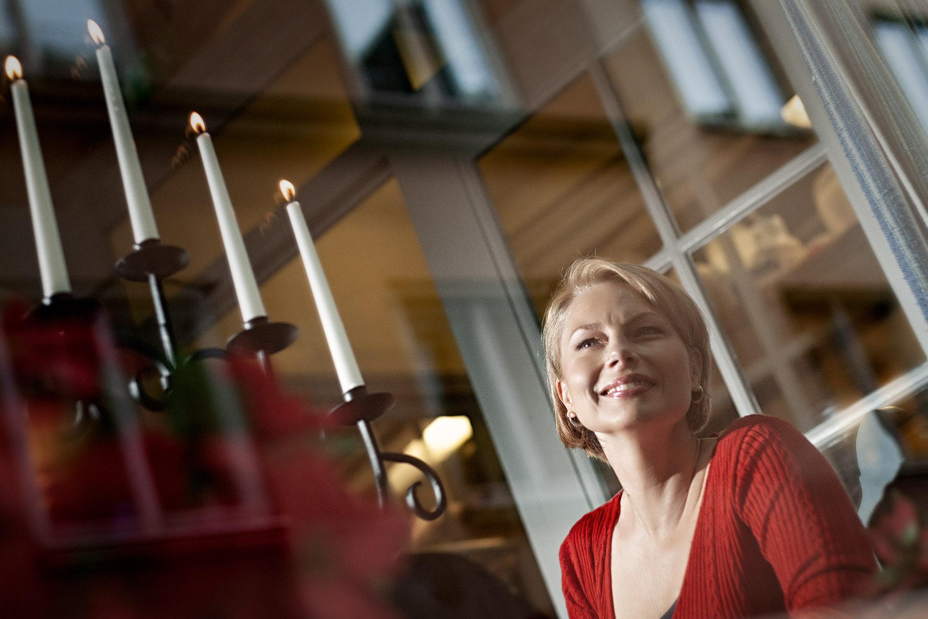 Kul att träffa en så talangfull skådespelare som Helena Bergström. Hon levererar 😃  Foto Mikael Wallerstedt