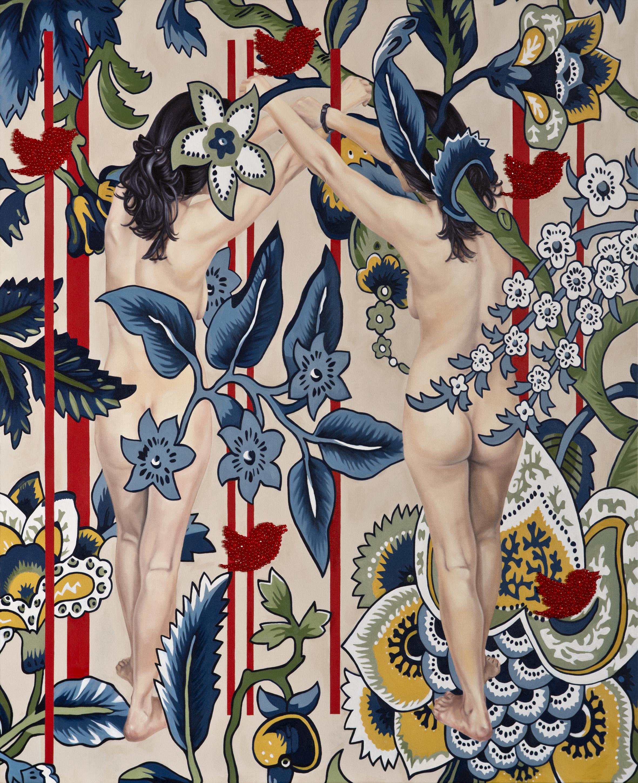 Garden of Armina II,  100x70 cm, fine art print, 10 Edition.jpg
