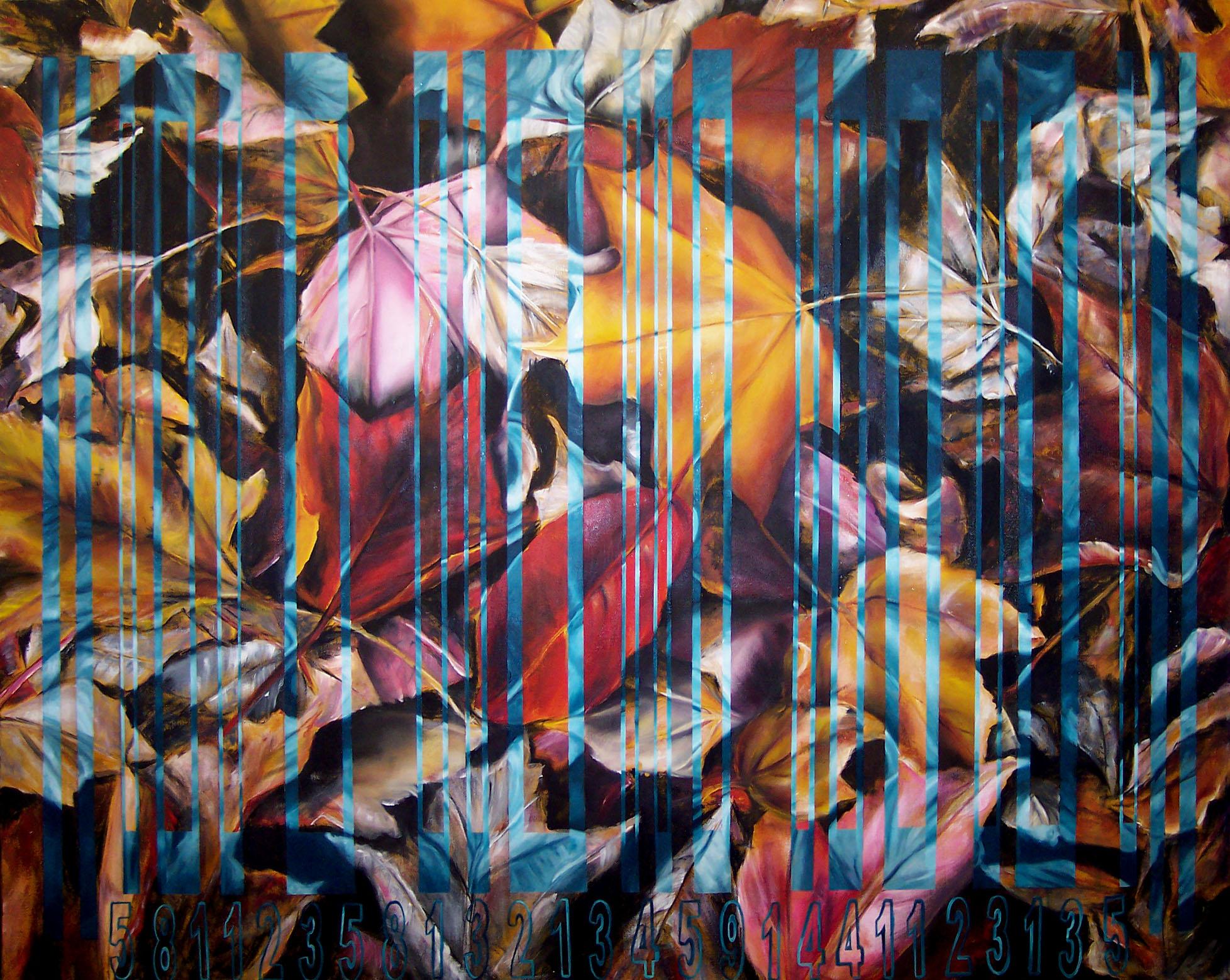 12-yapraklar,leaves, hojas116x89 tuv.üst yboya,oil on canvas,óleo sobre tela.jpg