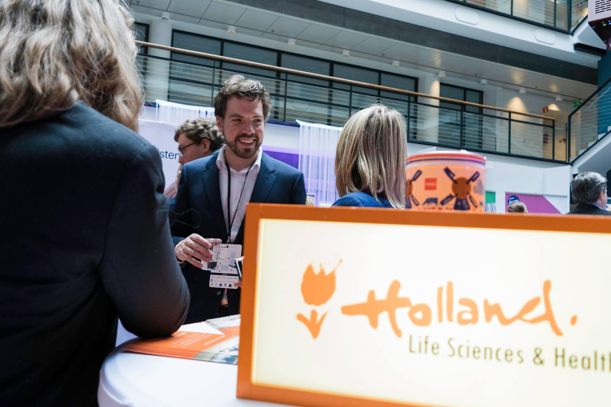 Presenteren op Holland Paviljoen