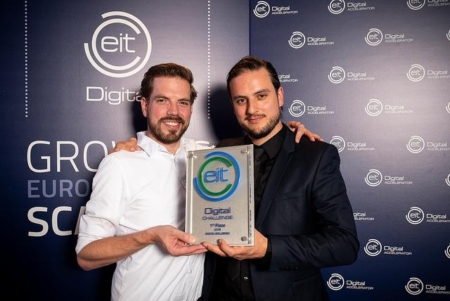 Winnaar EIT Digital
