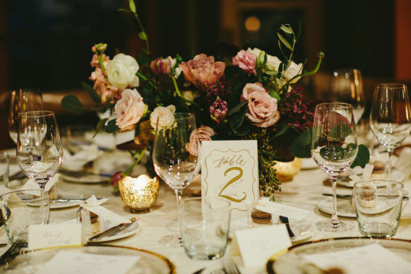 Wedding-dinner-table-setting-gold-decor-Whistler