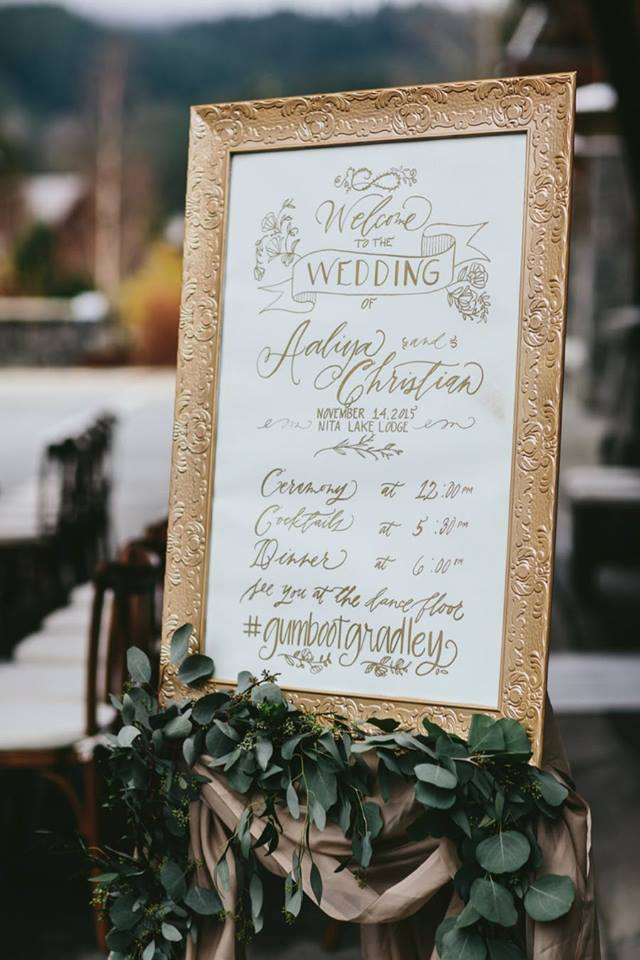 Wedding-welcome-sign-decor-Nita-Lake-Lodge-Whistler