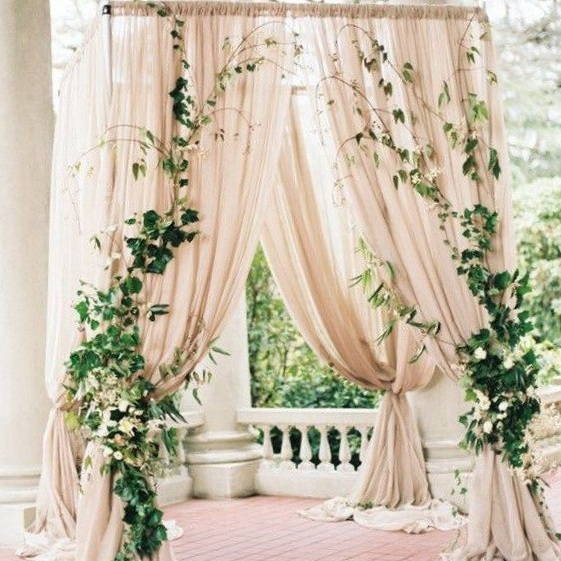 Backdrops - Pipe & Drape, Arches, Pillars