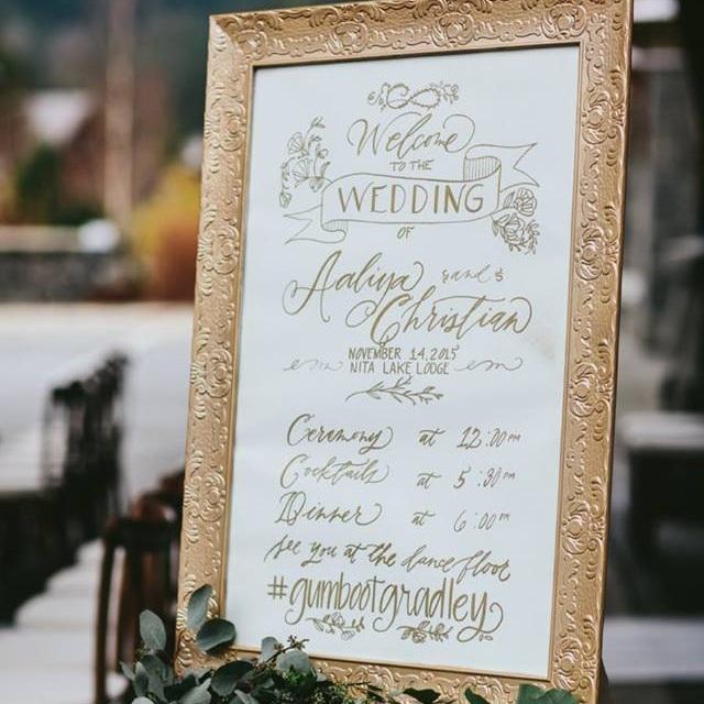Signage -