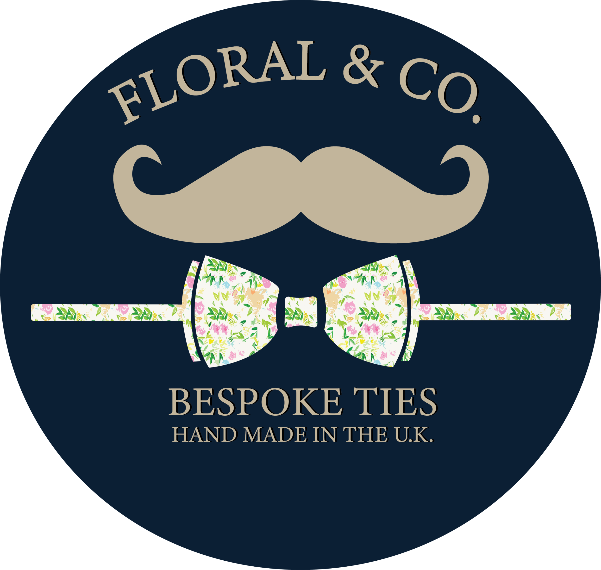 Our Story… - Floral&Co is a British bespoke men's tie company, our creative design team craft uniquely designed tie's with the finest material and stitch techniques. Whether you are wanting a unique gift for that special someone or needing an edge to your outfit we have it all. With a wide variety of ties to choose from, you will not want to go anywhere else. The best part is that all of our products are 100% handmade and use sustainable high-quality fabric's that are sourced in the UK helping tackle fabric waste by upcycling unwanted fabric.