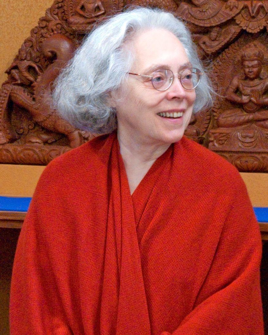 Bonnie Bainbridge Cohen, die Begründerin von Body-Mind Centering®