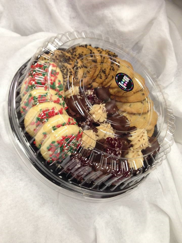 - cookie tray