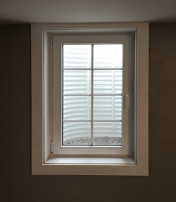Look no further for Egress Windows - We are a Denver leader for affordable egress window installations.Increased safety, light and value are just a few benefits of a Design Crew installed egress window.