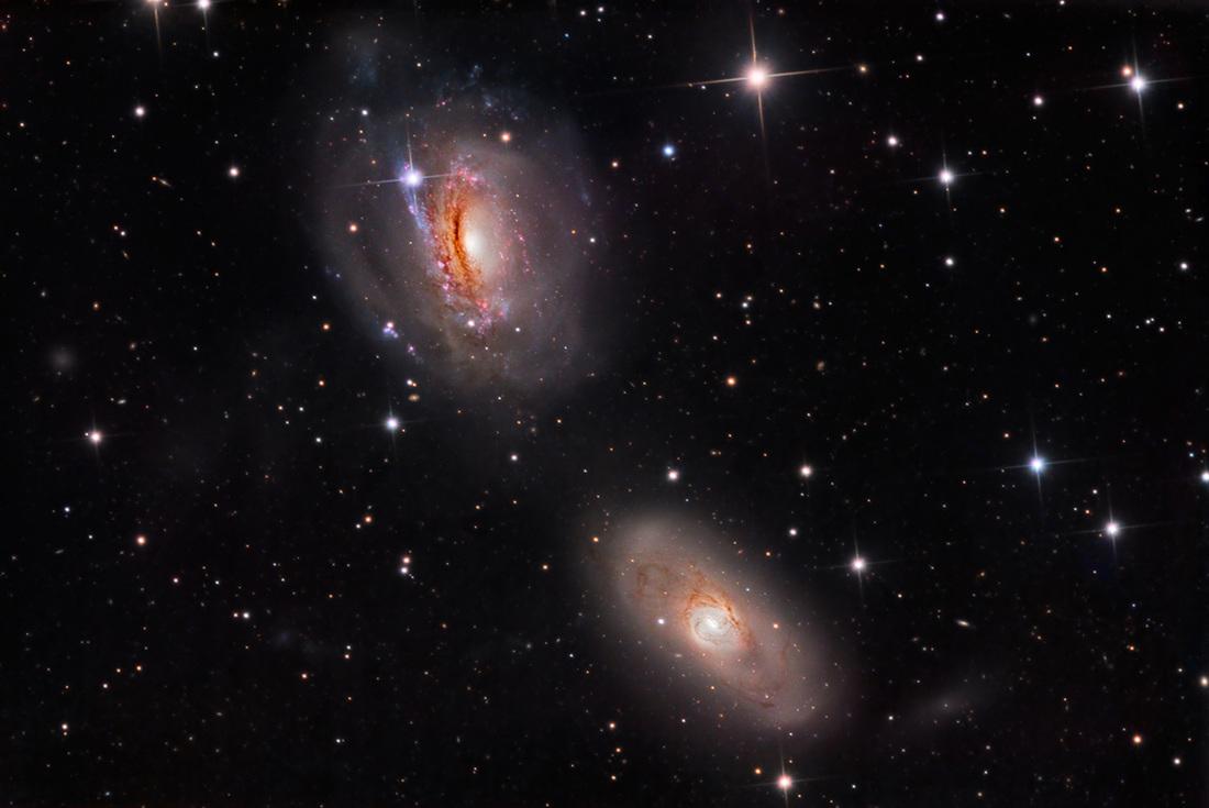 Unraveling NGC 3169