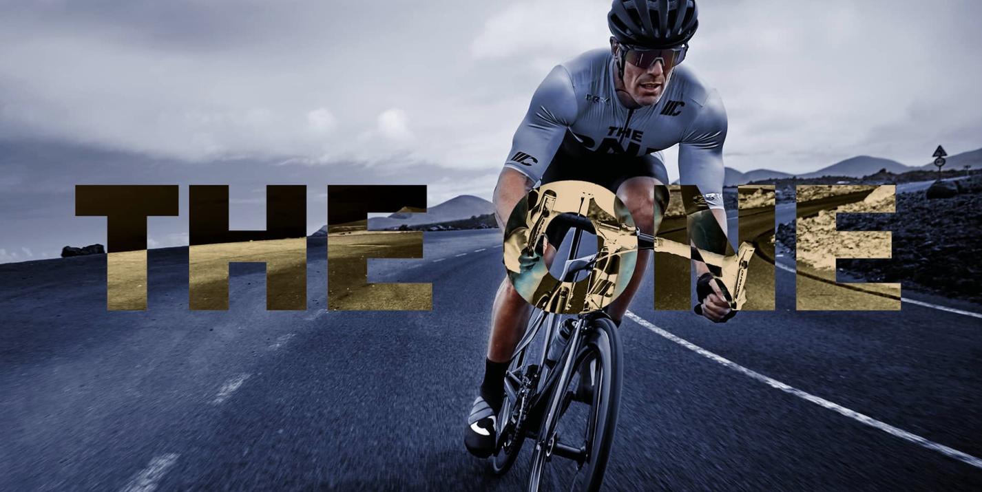 So inszeniert sich Mario Cipollini heute im Dienste seiner eigenen Fahrradmarke. Foto: Webseite Cipollini