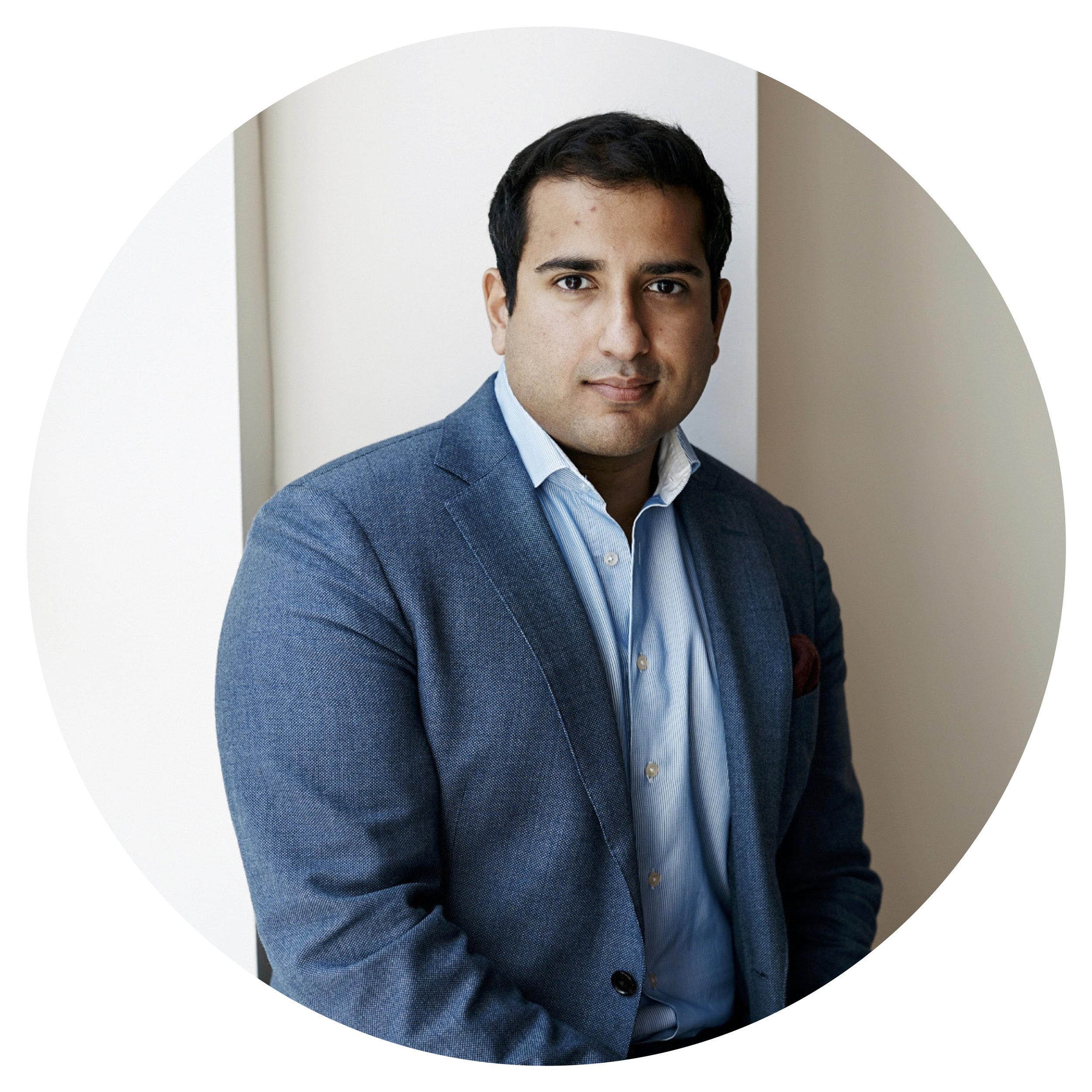 Osman Khan  Chairman  The Native SA