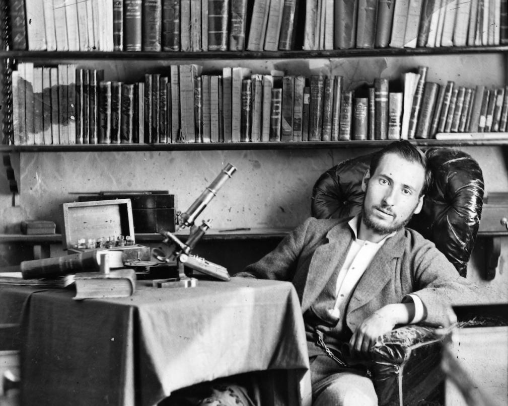 Santiago Ramon y Cajal (1852-1934)