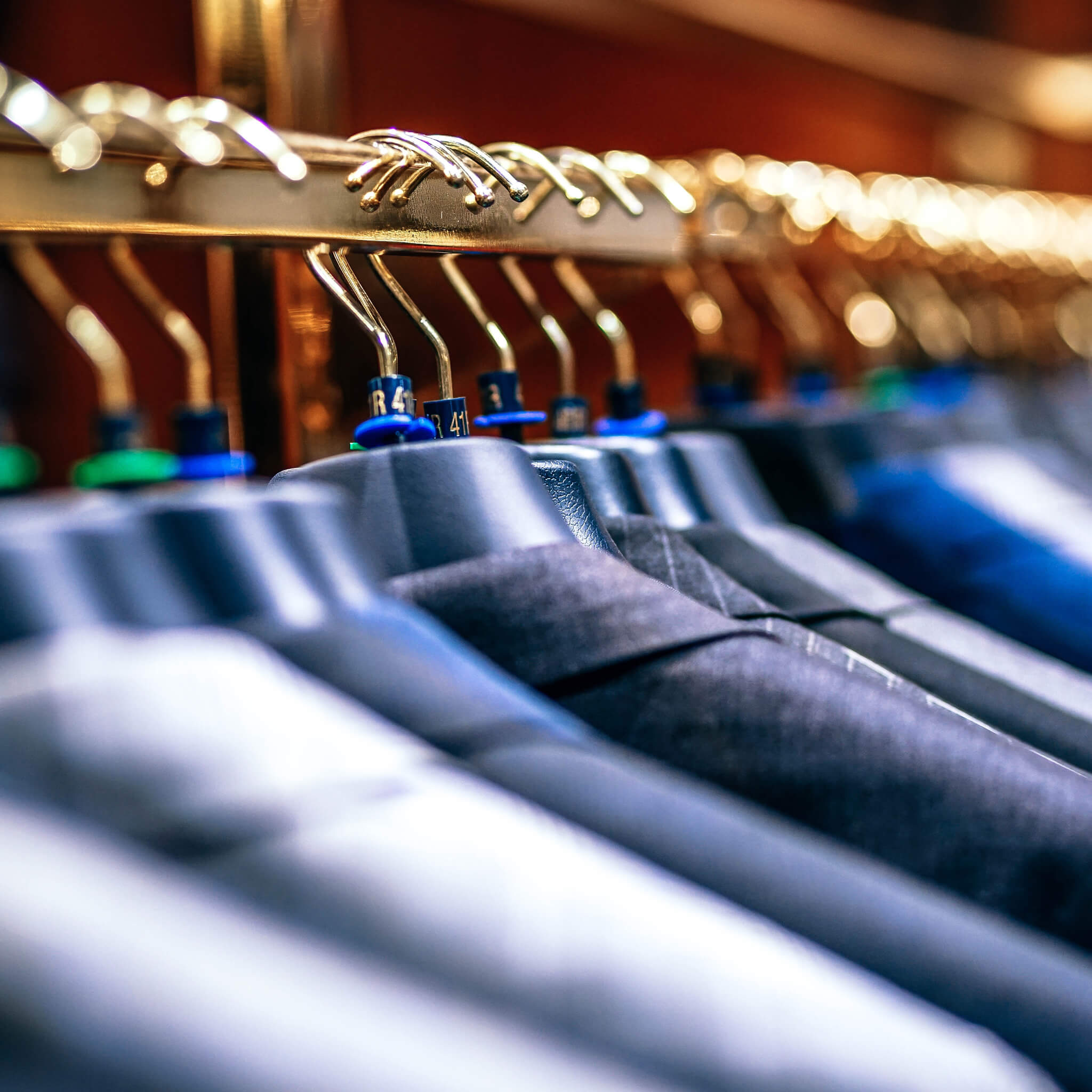 Closets are often disorganized and need help to arrange and assemble.