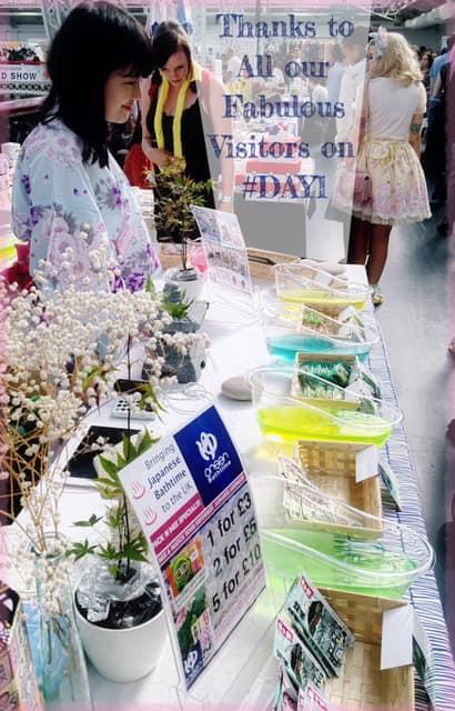 Japanese Bath salts