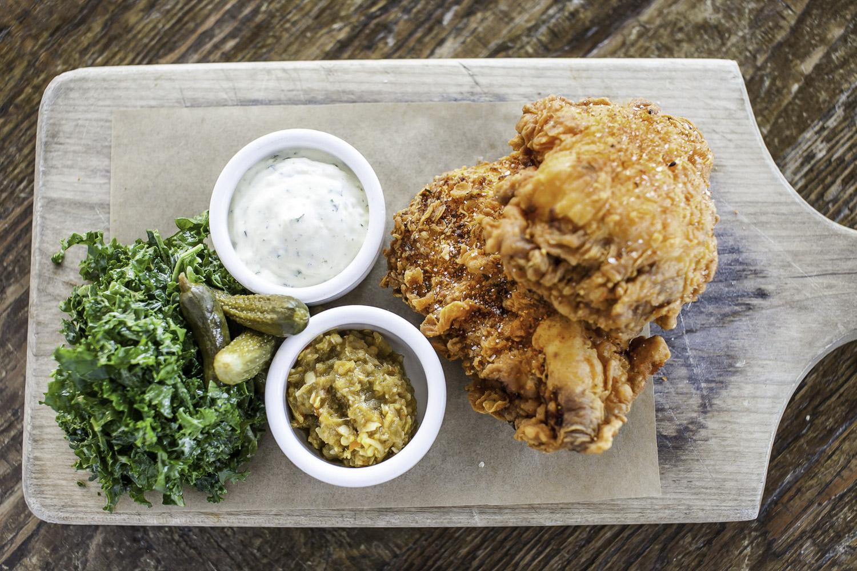 Abigaile Fried Chicken