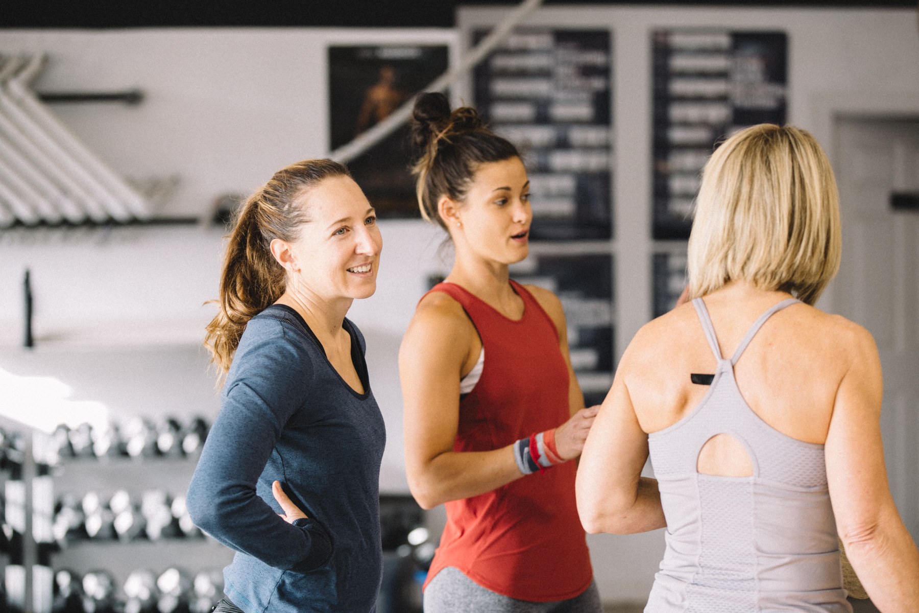 Join an amazing community - Our gym community not only includes some of the best trainers, it also includes some of the best people around. We believe fitness can change your life, but pales in comparison to the growth you'll feel in our community.Learn more ➝