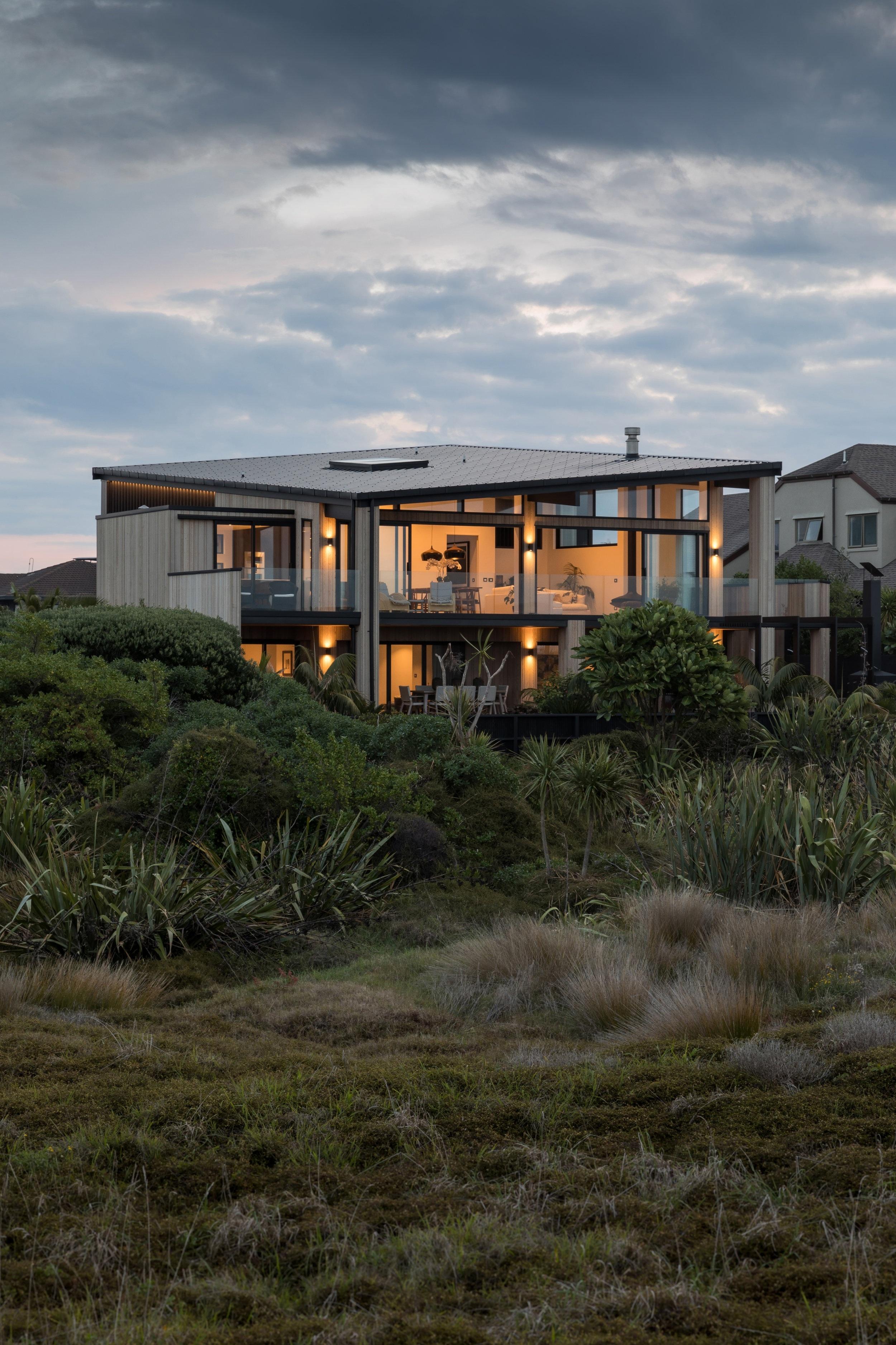 Rowe Residence