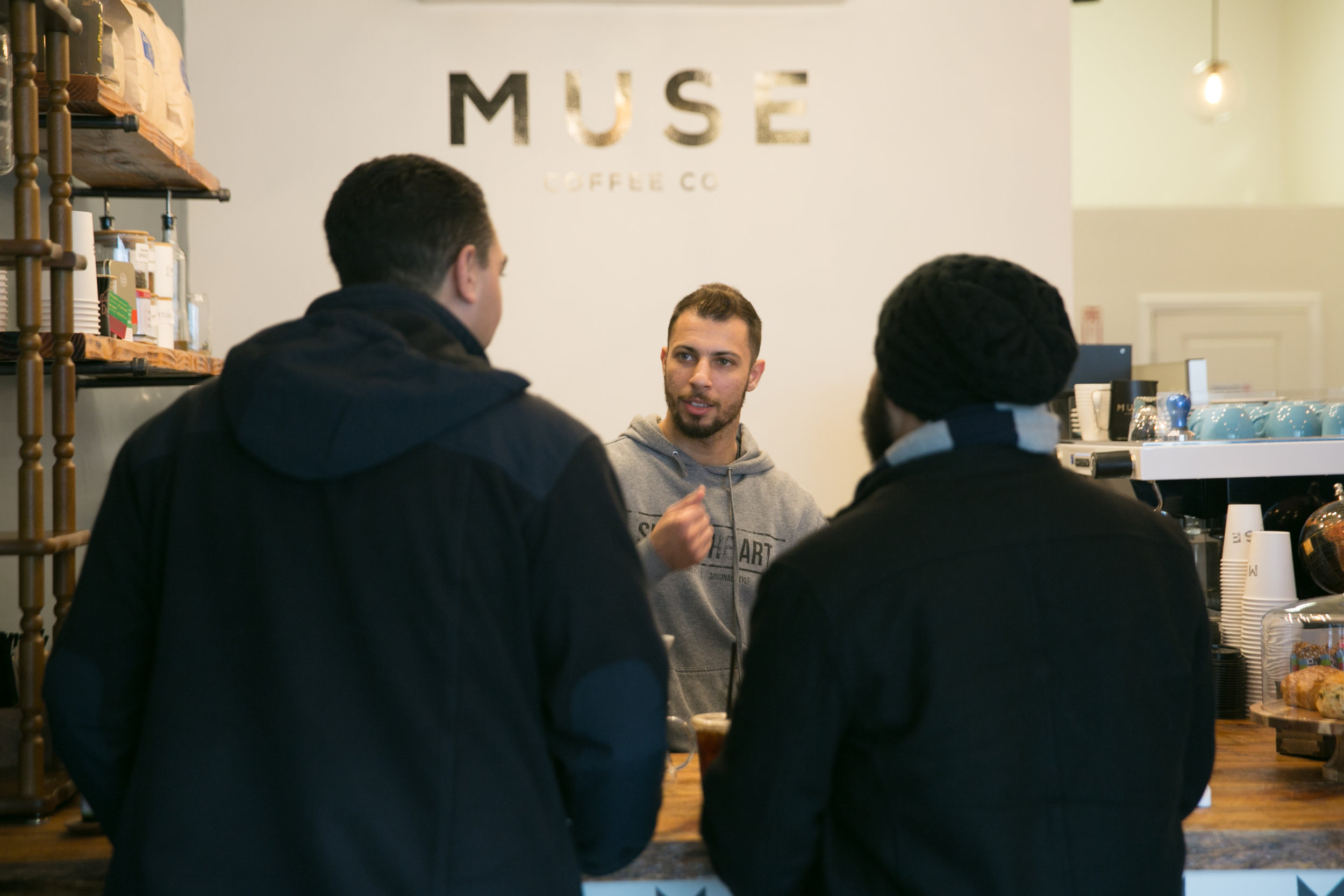 MUSE COFFEE CO, Lyndhurst, NJ