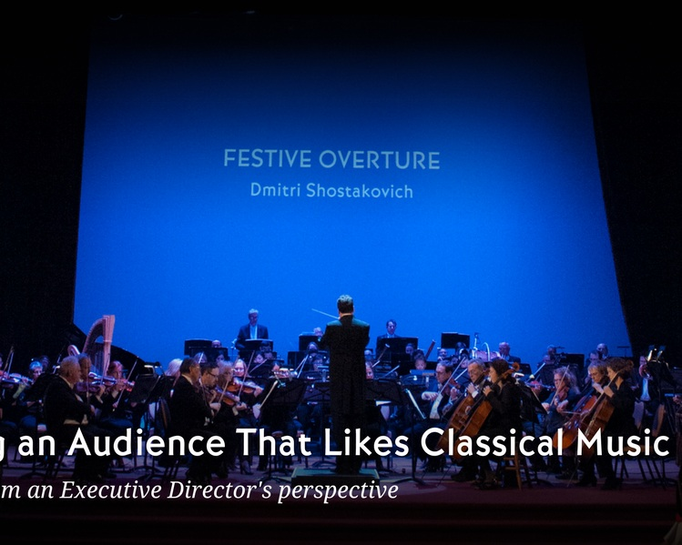 Developing an Audience That Likes Classical Music Image