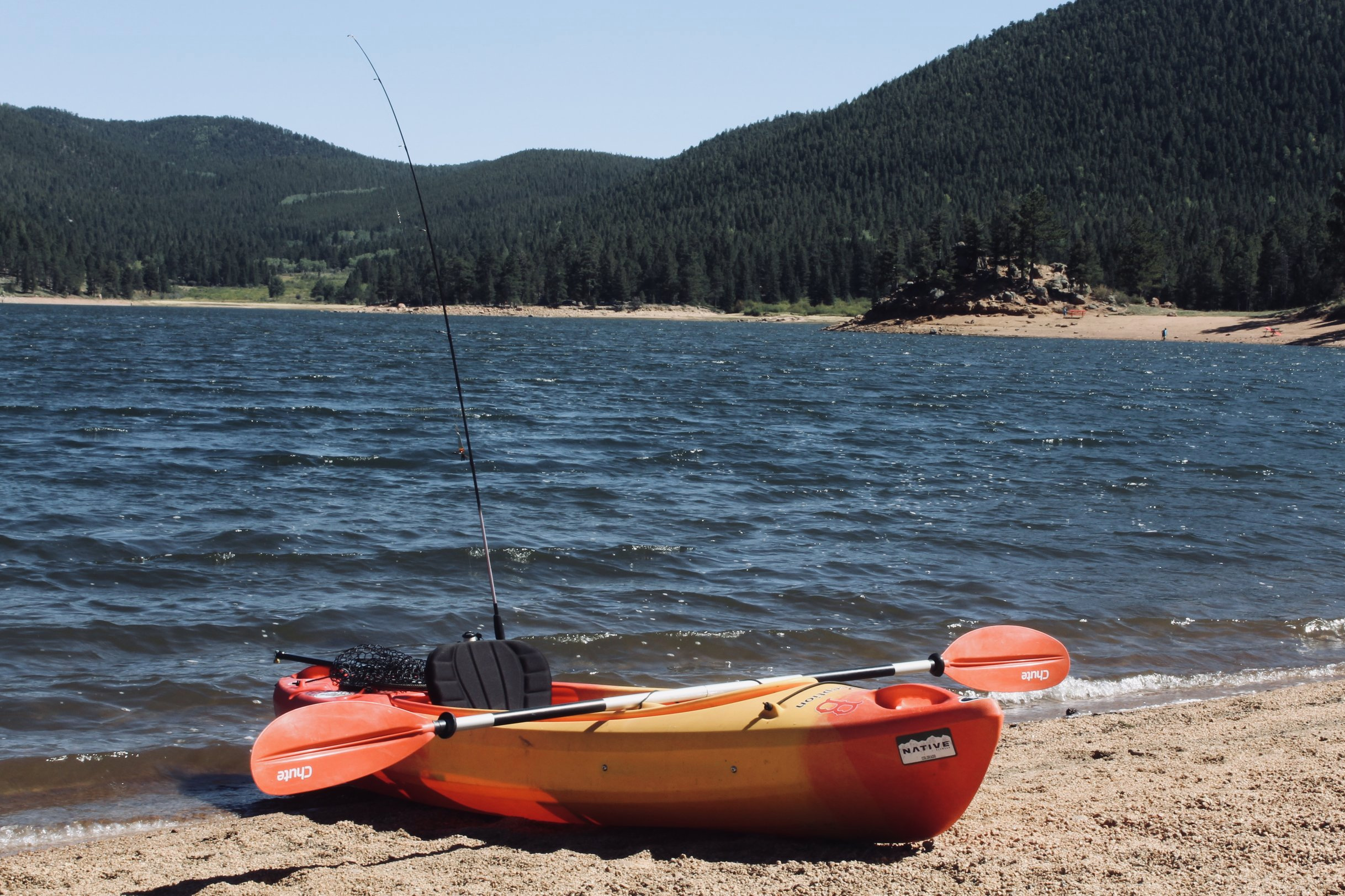 Activities - Find out what there is to do at the lake, and learn about our regulations on fishing, boating, pets, fires and more.