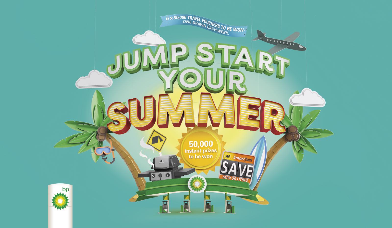 BP - Jump Start Your Summer