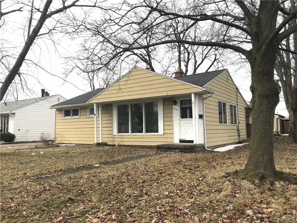 62 Conant Dr. Tonawanda NY - Home being sold in