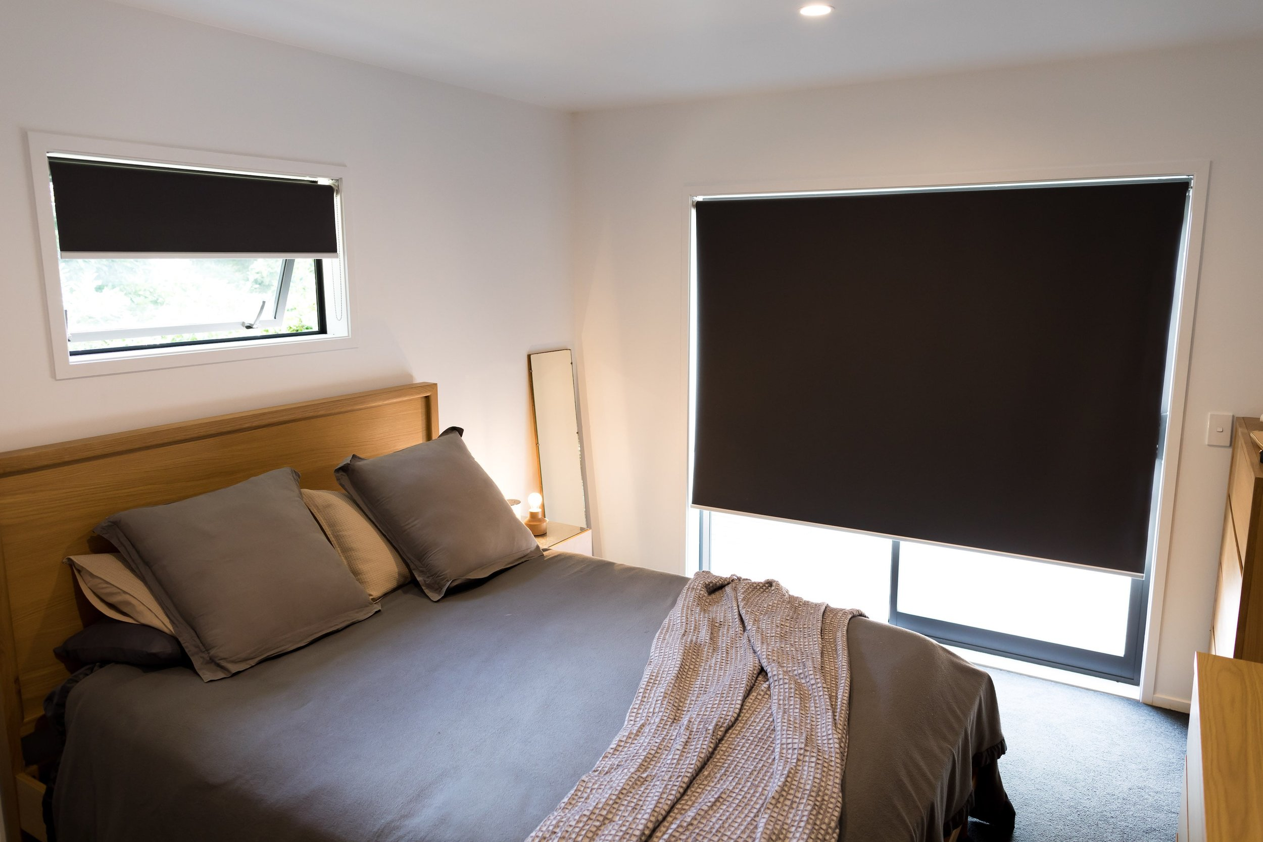 Roller blinds - Waiheke Blockout Co.