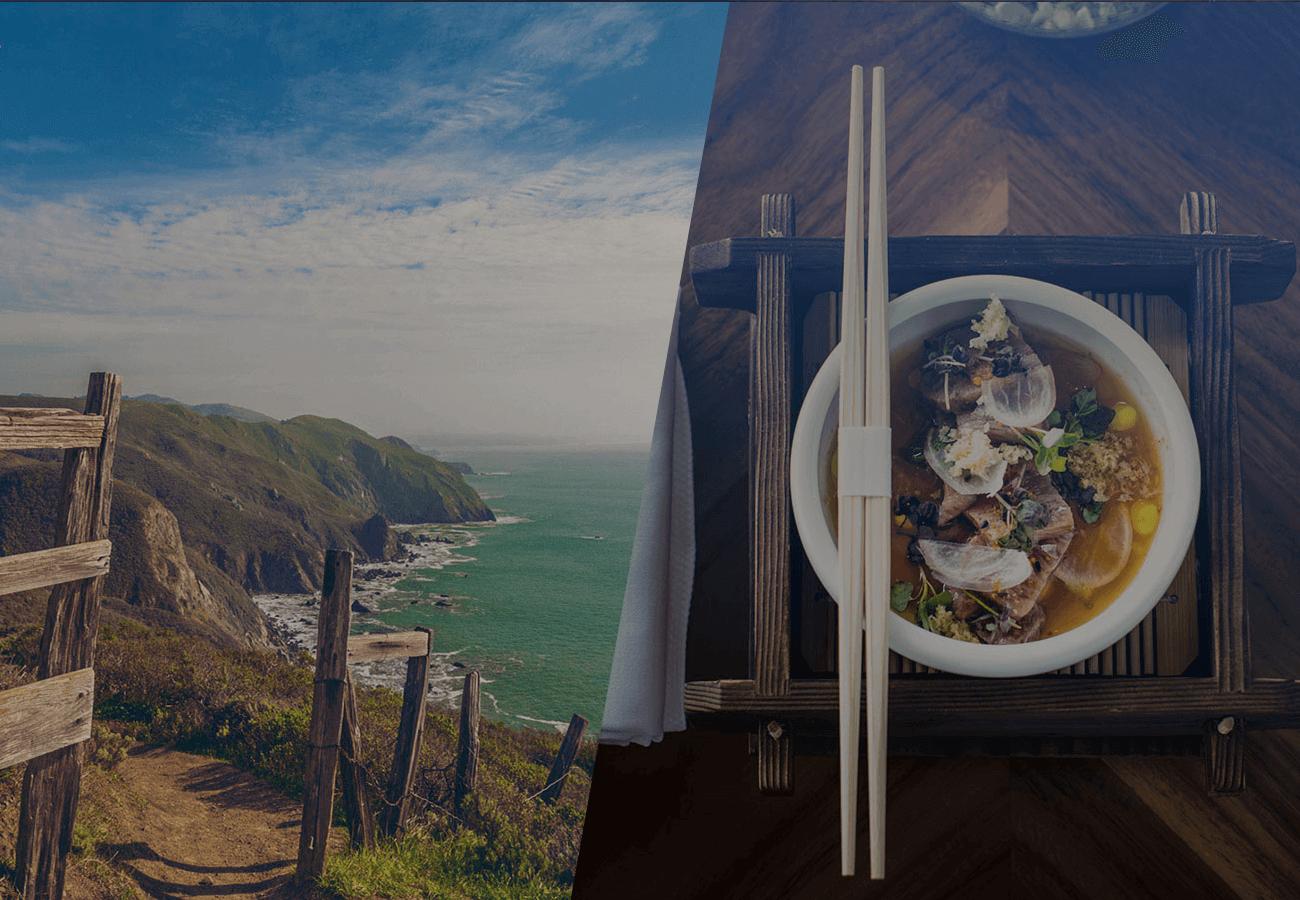 Pacific Coast and Sashimi Bowl