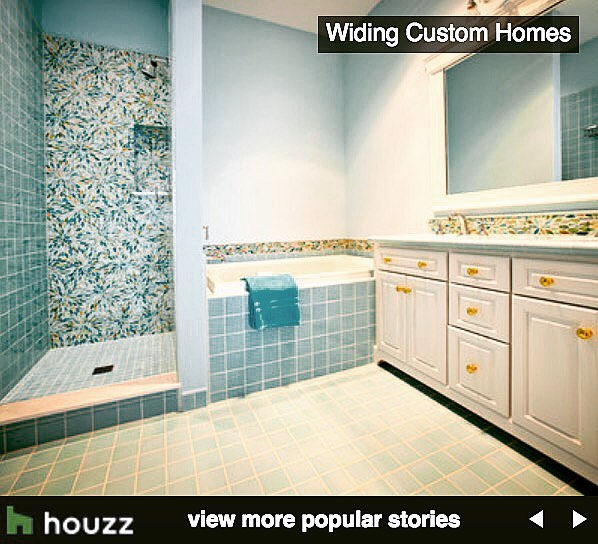 Widing Custom Homes got featured on the Houzz homepage in an editorial ideabook! Check out the link below if you would like to view the article and see other builder's awesome bathroom transformations! (https://www.houzz.com/ideabooks/101953220/list/14-bathrooms-transformed-by-glass-tiles) #houzz #bathroompic #feature #excited #instagood #appreciation