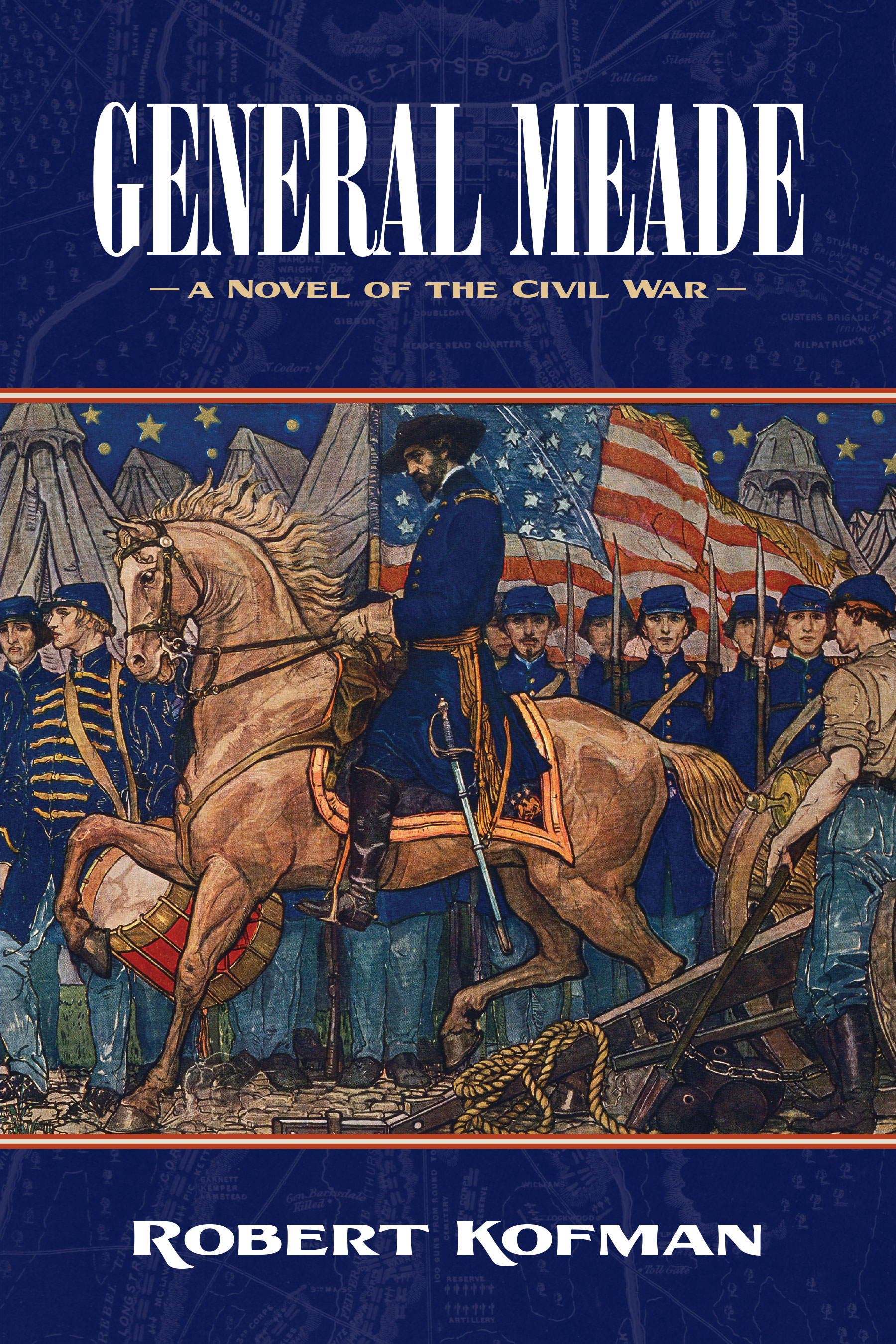 - As the Civil War rages on, President Lincoln desperately seeks a commander to defeat the seemingly invincible Confederate general, Robert E. Lee, whose army has invaded Pennsylvania. Lincoln turns to the Old Snapping Turtle, General George Meade—a courageous man with remarkable integrity and a fiery temper—to save the Union during its greatest time of need.