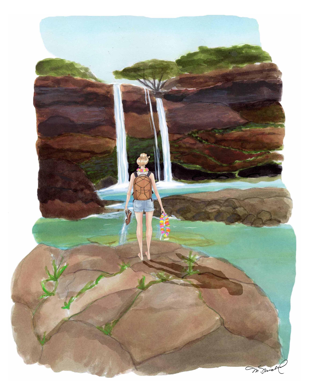 Adrea Peters Hawaii