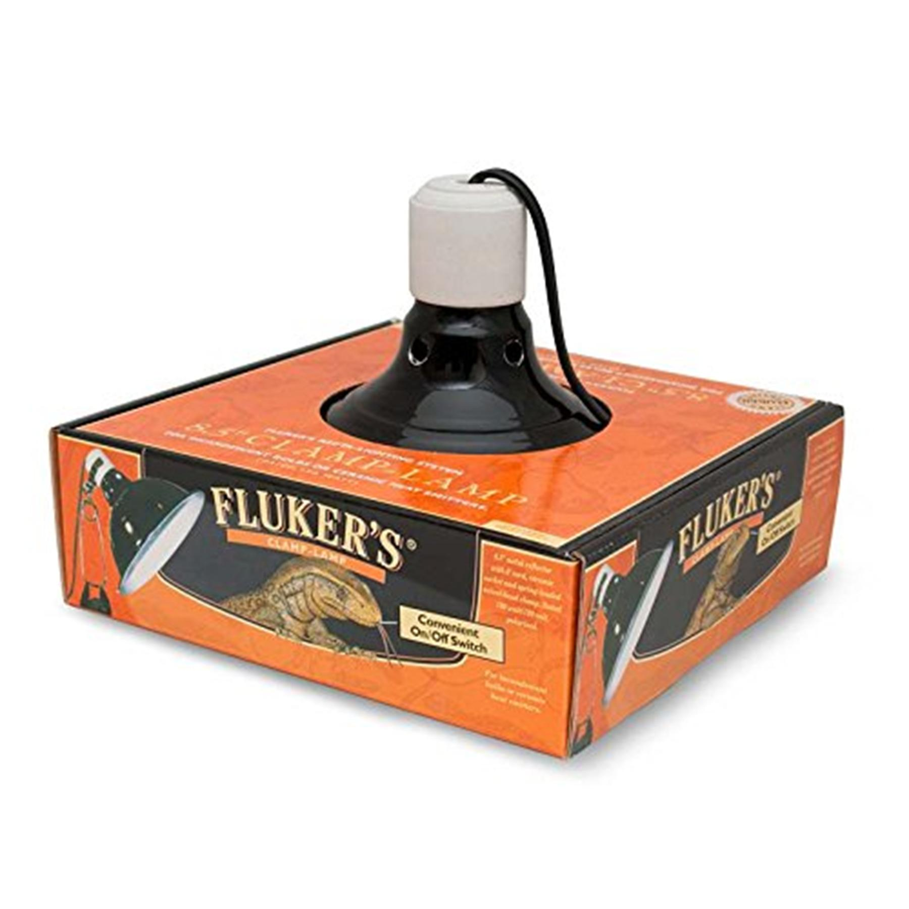 Fluker's Clamp Lamp - Click to view on Amazon