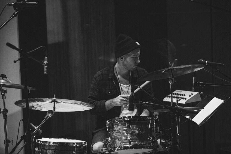 Drummer Phil Lawson