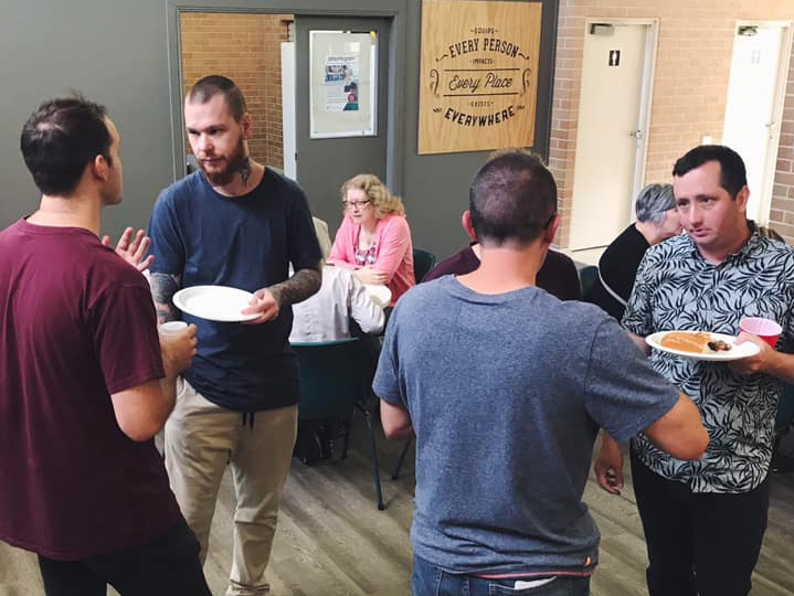 Connect at a Gathering -