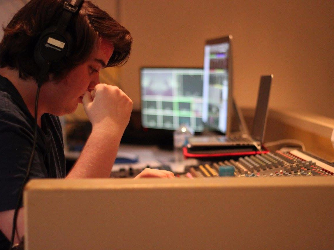 Production team - Creating an environment for people to encounter God.Sound, Lighting, Visuals