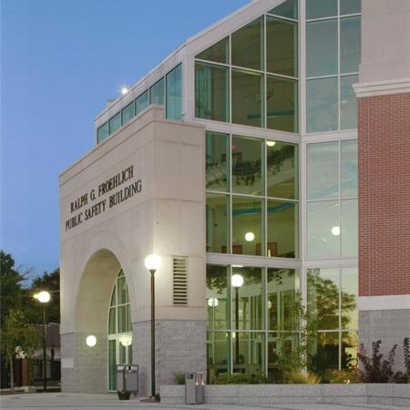 Union County Police Headquarters