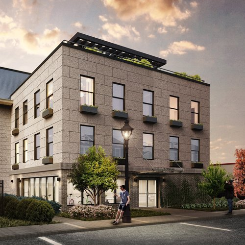 The Grantham Apartments