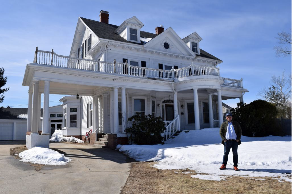 Developer Josh Benthian and the Migis Hotel Group plan to convert the former convent at 265 Cottage Road in South Portland into a 13-room inn.