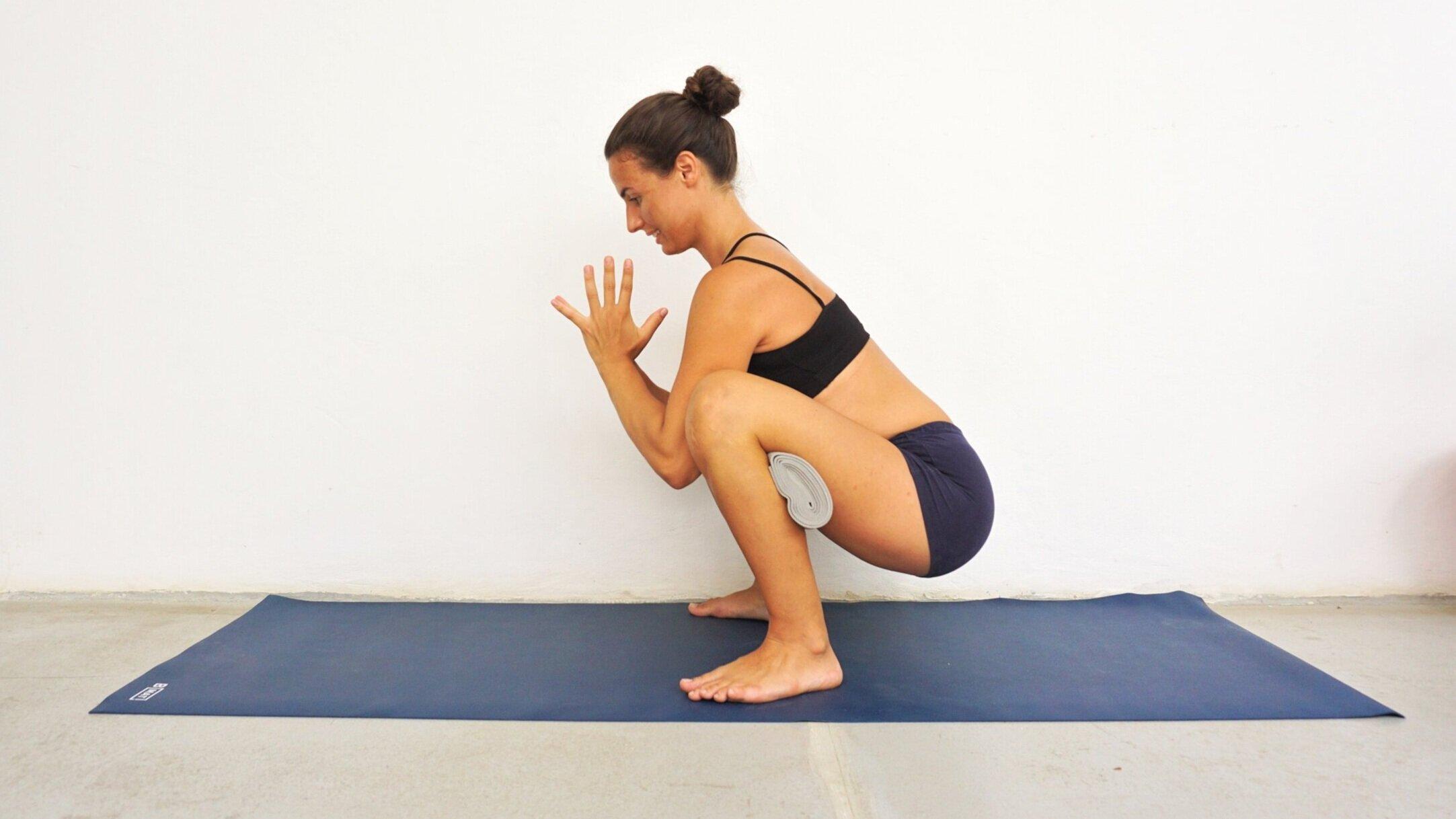 Byoga Mat Review Traveller Mat Yoga Alignment Guide
