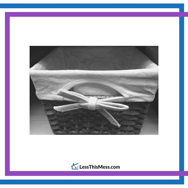 #professionalorganizer #homeorganization #organizationideas #clutterfree #cleartheclutter #simplify #storagebin