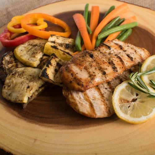 1) Eat healthy -