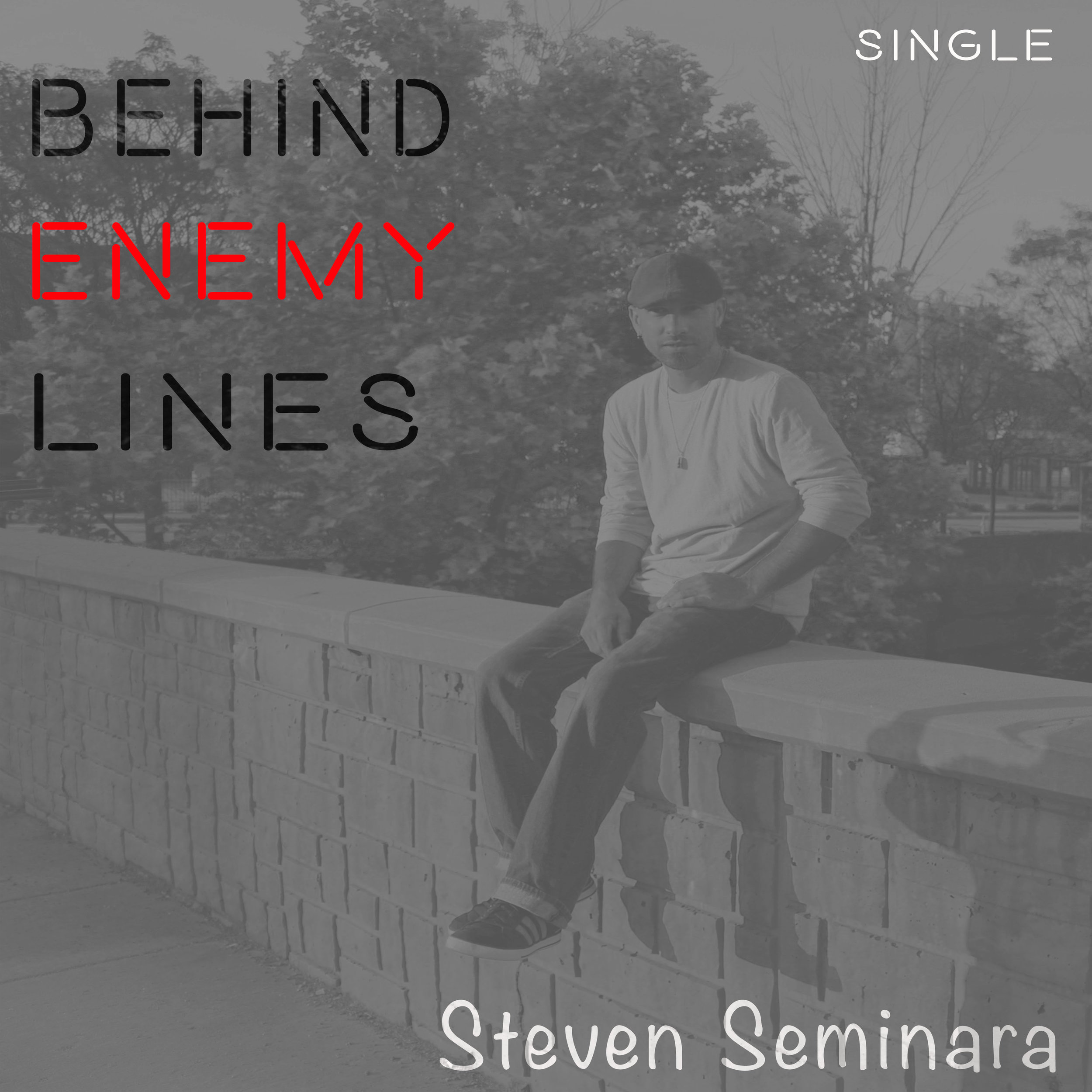 Behind Enemy Lines - (Single)Click picture for purchase!