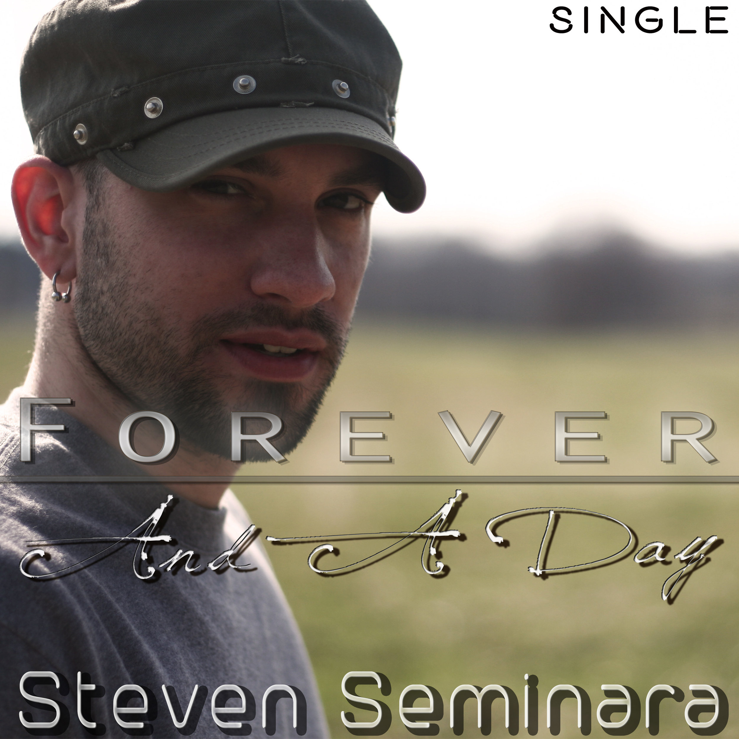 Forever And A Day - (Single)Click picture for purchase!