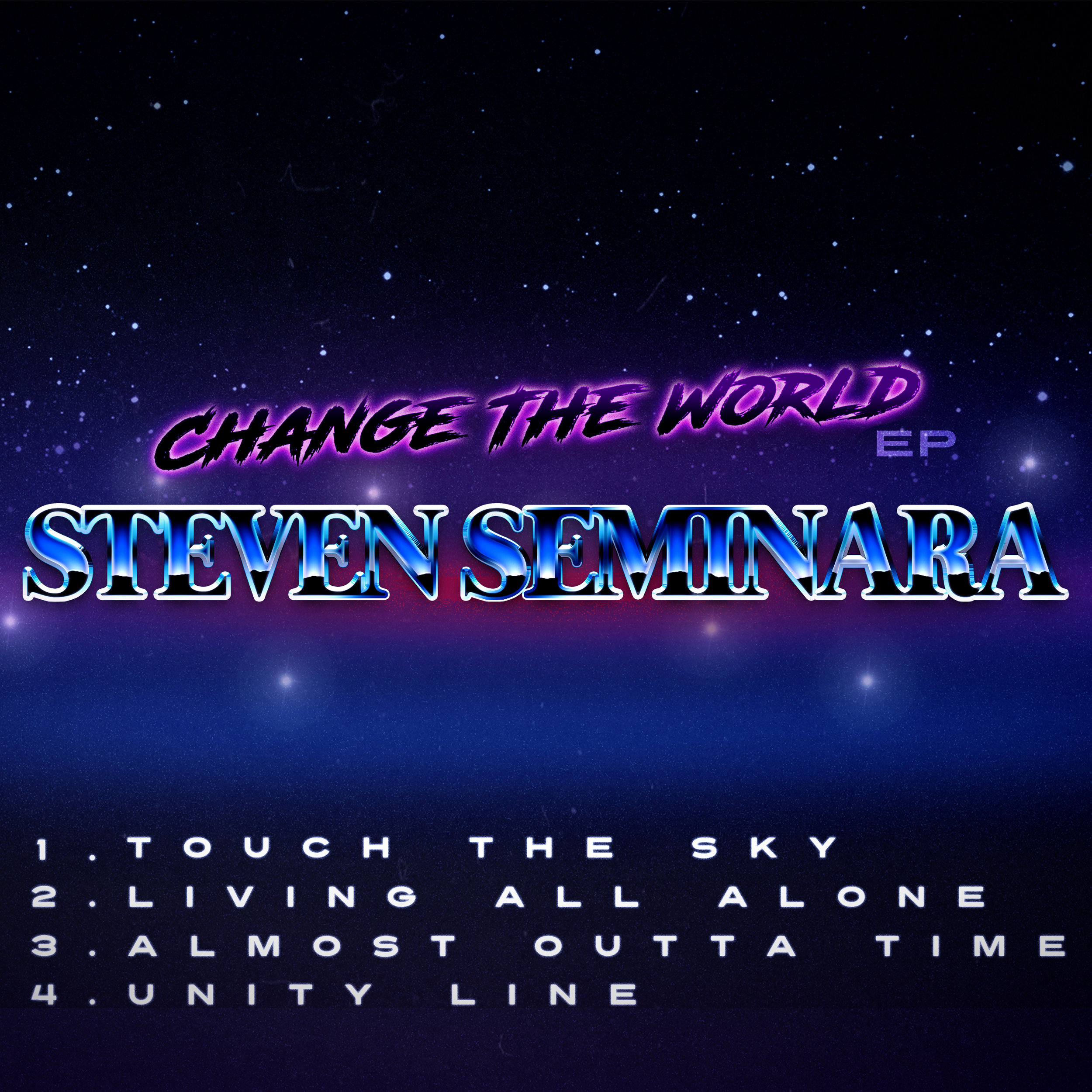 Change The World - (Album)Click picture for purchase!